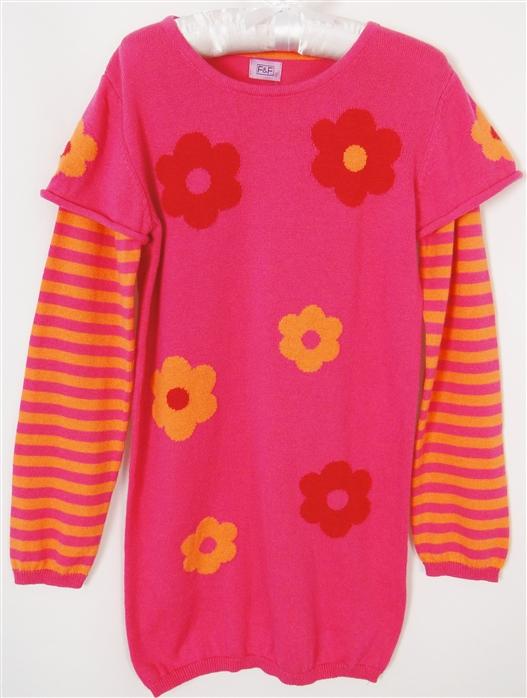 Sukienki Spodenki Tunika Sukienka Sweterkowa F F Odzież Dziecięca Bobasom