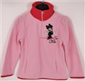 Bluza z polara na zamek GIRL Minnie Mouse 116cm